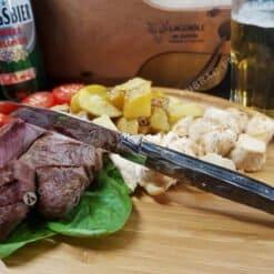 original laguiole steakmesser set widder kruste