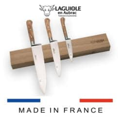 laguiole en aubrac magnetleiste eiche fur kochmesser