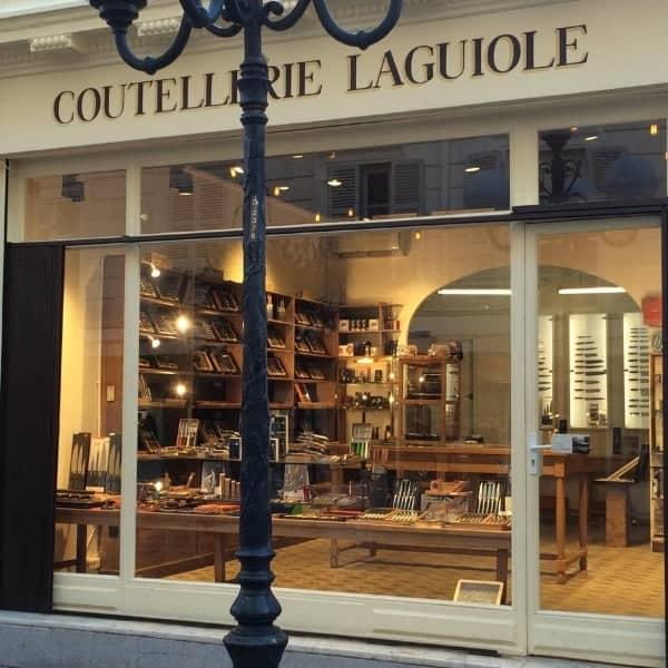 laguiole Geschäfte nice