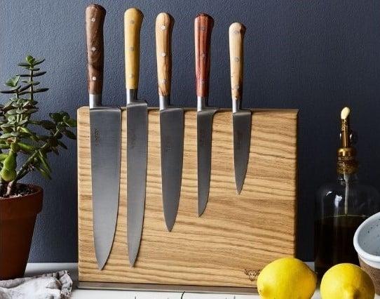 5 laguiole kuchenmesser set