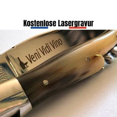 messer lasergravur